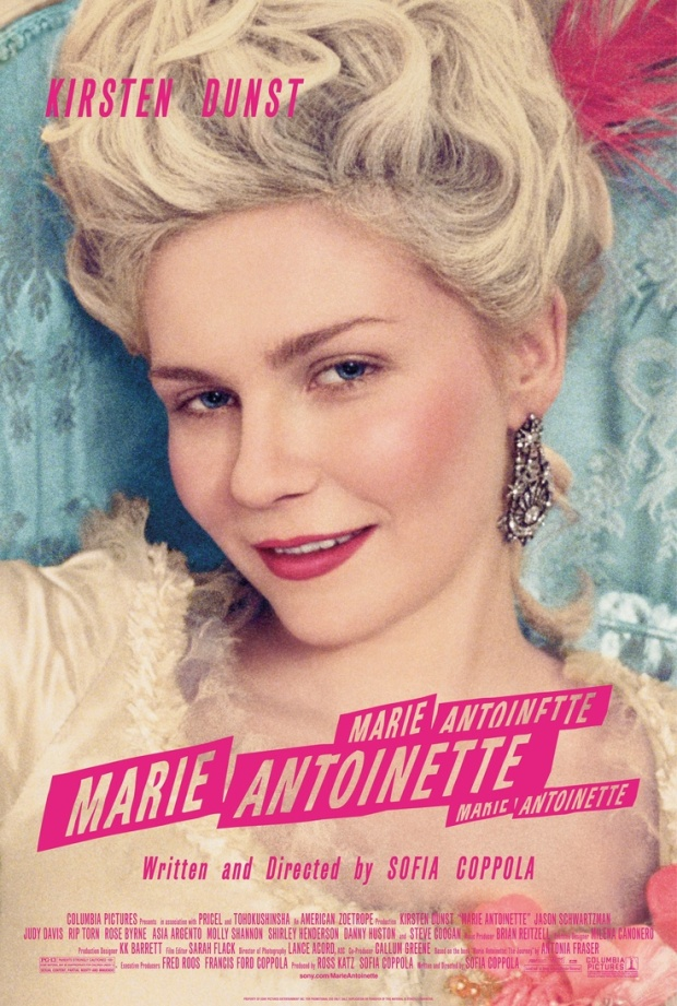 marie antionette poster 1